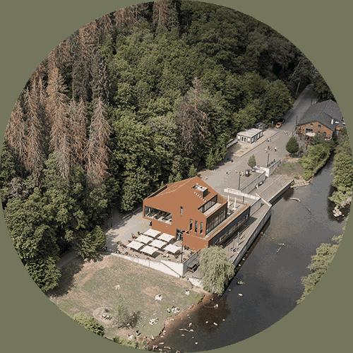 Müngstener Brücke | Haus Müngsten