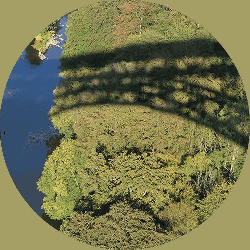 Müngstener Brücke Umwelt und Natur