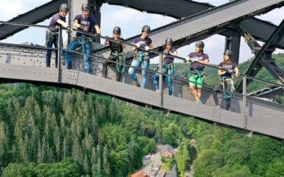 Brückensteig – Spektakuläre Aussichten für Sommer 2021