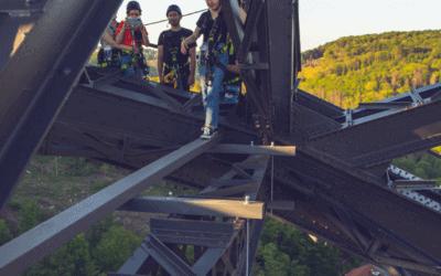 Herbstferien-Tipp: Ein Besuch auf dem Brückensteig
